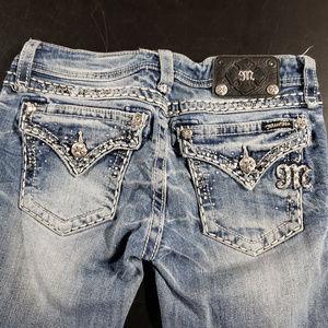 Miss Me size 27 skinny jeans